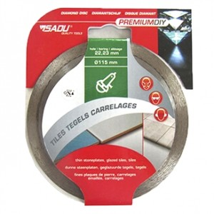 Diamond Disc Premium - Tile 115mm