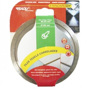 Diamond Disc diy budget tile cutting 230mm