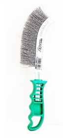 Hand Wire Brush - Plastic Handle