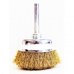 Cup Brush 6mm Shank