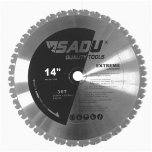 TCT Steel Chop Saw Blade