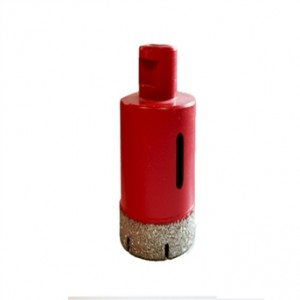 Brazed Diamond Tile Drill Dry M14