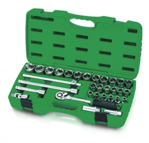 "1/2""Dr Socket Set 31Pc (metric)"