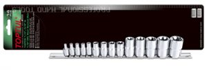 14PC Star Socket Rail Set E4 - E24