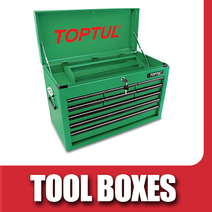 Toptul Toolboxes