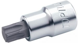 "3/8"" Star Bit Socket Satin"
