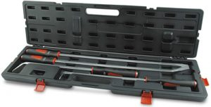 4pce Jumbo Pry Bar Set