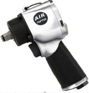 "1/2""dr Stubby H/D Air Impact Wrench 500ft/lb"