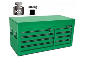8 Drawer- Heavy Duty Tool Chest
