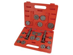 Brake Piston Wind Back Set - 19pc