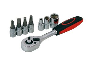Socket and Bit Set - 27pc 1/4in.Dr