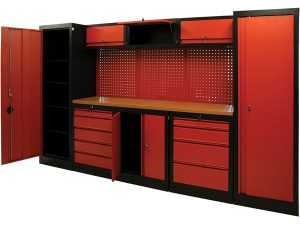 Garage Tool and Equipment Storage Unit