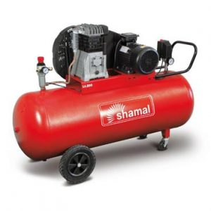 SHAMAL 3HP 200 LITRE 220V AIR COMPRESSOR