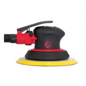 "6"" CHICAGO PNEUMATIC ORBITAL SANDER"