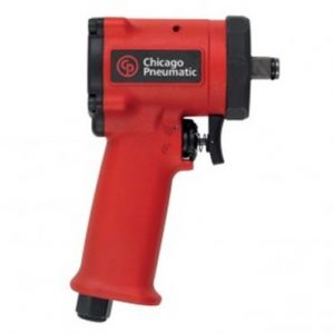 1/2 DRIVE CHICAGO PNEUMATIC STUBBY IMPACT WRENCH