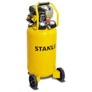 STANLEY 50 LTR 10BAR 2HP DIRECT DRIVE VERTICAL COMPRESSOR
