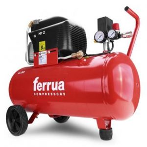 FERRUA 50 LITRE AIR COMPRESSOR